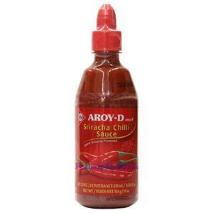 Picture of Aroy-D Sriracha Chili Sauce 18 Oz
