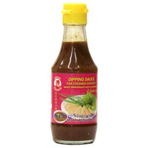 Picture of Cock Brand Dipping Sauce For Steamed Chicken 7 Oz