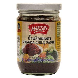 Picture of Maesri Mangda Chili Paste 7 Oz