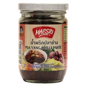 Picture of Maesri Pla Yang Chili Paste 7 Oz