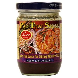 Picture of Lee Brand Pad Thai Sauce 8 Oz