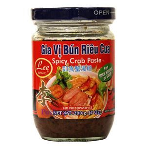 Picture of Lee Brand Spicy Crab Paste (Gia Vi Bun Rieu Cua) 7 Oz