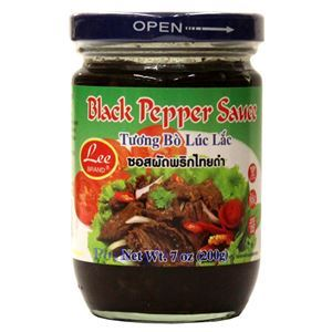 Picture of Lee Brand Black Pepper Sauce 7 Oz