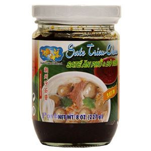 Picture of Double Golden Fish Sate Trieu Chau Sauce 8 oz