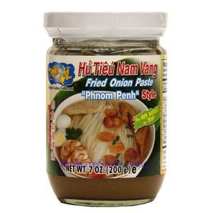 Picture of Double Golden Fish Phnom Penh Style Fired Onion Paste 7 oz