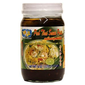 Picture of Double Golden Fish Pad Thai Sauce Paste 8 oz