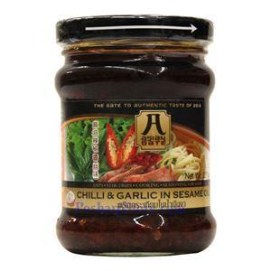 Picture of Asian Gate Chili & Garlic in Sesame Oil 8 oz