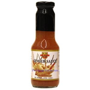 Picture of Dragon Ginger Sauce 12 Oz