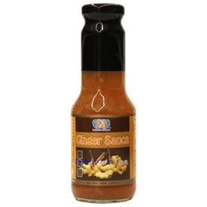 Picture of Double Golden Fish Ginger Sauce 12 Oz