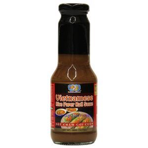 Picture of Double Golden Fish Rice Paper/Spring Roll Sauce 12.7 Oz