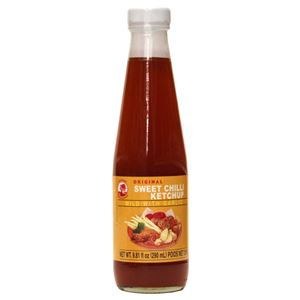 Picture of Cock Brand Sweet Chili Ketchup 9.8 Oz
