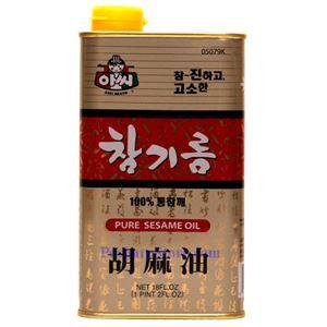 Picture of Assi  Pure Sesame Oil  18 Fl Oz