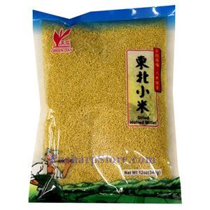 Picture of Green Day Dried Hulled Millets 12 Oz