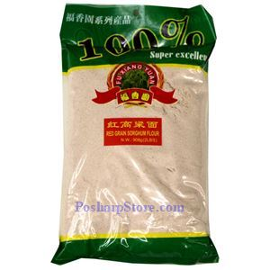 Picture of Fuxiangyuan Premium Red Sorghum Flour 2 Lbs