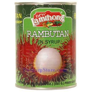 Picture of Lamthong Rambutan in Syrup 20 Oz