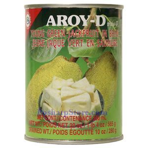 Picture of Aroy-D Young Green Jackfruit in Brine 20 Oz
