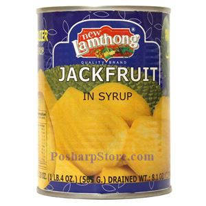 Picture of Lamthong Jackfruit in Syrup 20 Oz