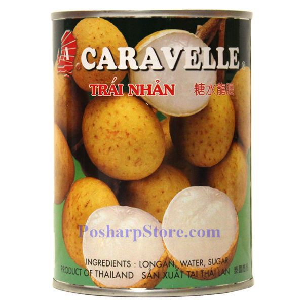 Picture for category Caravelle Longan in Syrup 20 Oz