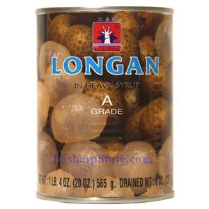 Picture of CTF Brand Longan in Syrup 20 Oz