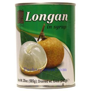 Picture of Chang Longan in Syrup 20 Oz