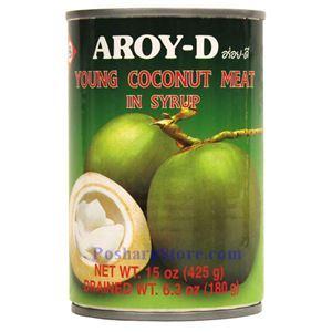图片 Aroy-D牌泰国嫩椰子肉 425克