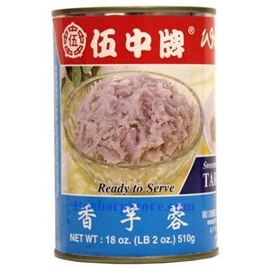 Picture of Wu Chung Taro Paste 18 Oz