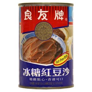 图片 良友牌冰糖红豆沙 510克