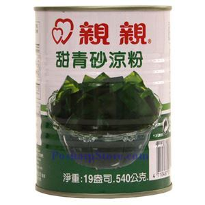 Picture of Chin Chin Green Grass Jelly 19 Oz