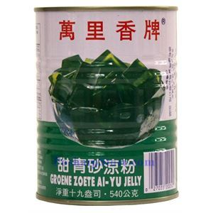 Picture of Mong Lee Shang Green Grass Jelly 19 Oz
