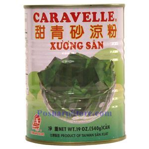 Picture of Caravelle Green Grass Jelly 19 Oz