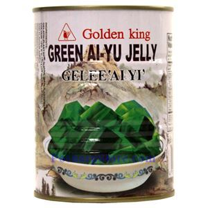 Picture of Golden King Green Aiyu Jelly 19 Oz