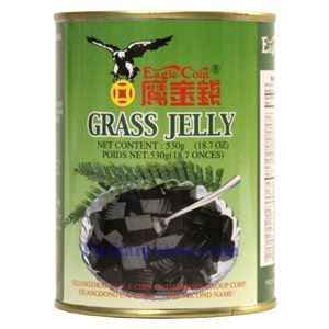Picture of Eagle Coin Grass Jelly 18.7 Oz