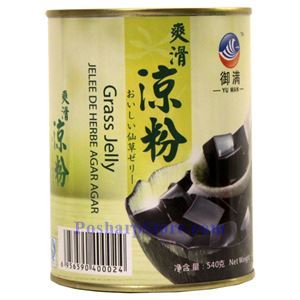 Picture of Yuman Grass Jelly 19 Oz