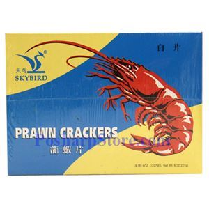 Picture of Skybird  Prawn Crackers 8 Oz
