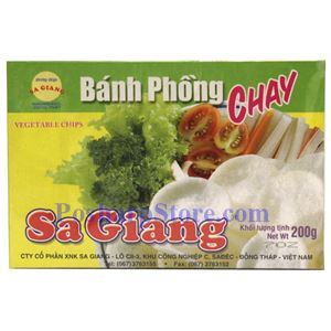 Picture of Sa Giang Vegetable Chips 7 Oz