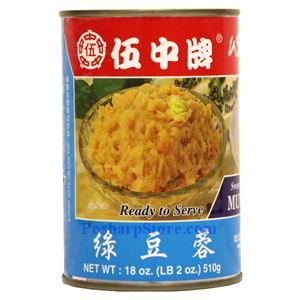 Picture of Wu Chung Mung Bean Paste 18 Oz