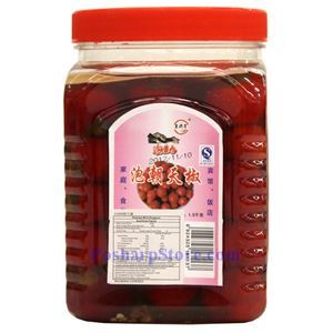 Picture of Paocaifang Sichuan Pickled Facing-Heaven Chili Peppers 3.3 Lbs