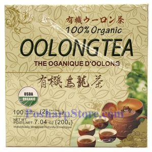 图片 飞马牌有机乌龙茶 100茶袋装