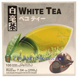 图片 飞马牌精选白茶 100茶袋装