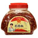 Picture of Dandan Sichuan Style Chopped Pickled Red Chili Peppers (Duolajiao) 2.2 Lbs