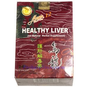 Picture of Golden Child Oolong Healthy Liver Tea (Magic Herb Tea 12) 24 Teabags