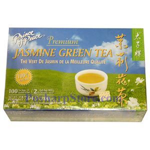 Picture of Prince of Peace Premium Jasmine Green Tea 100 Teabags