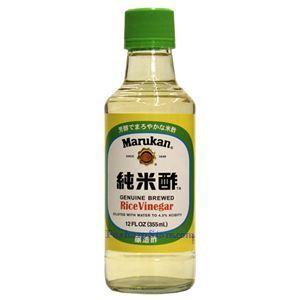 Picture of Marukan Genuine Brewed Rice Vinegar 12 Fl oz