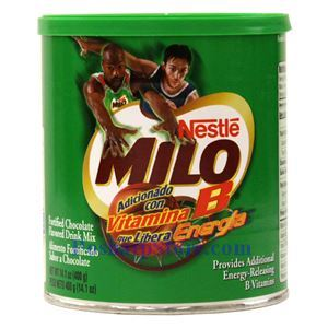 Picture of Nestle Milo Chocolate Drink  Mix 14 Oz