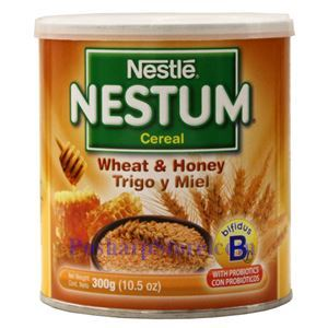 Picture of Nestle Nestrum Wheat & Honey Cereal 10.5 Oz