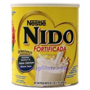 图片  雀巢Nido加钙全脂奶粉 800克