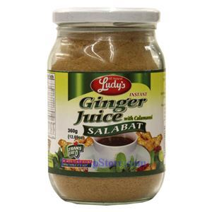 Picture of Ludy's Philippine Instant Ginger Tea with Calamansi (Salabat) 11.2 Oz
