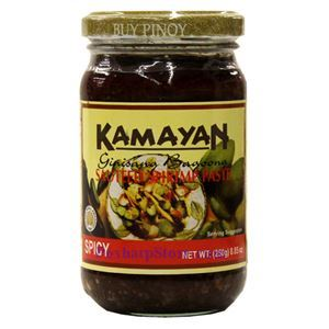 Picture of Kamayan Spicy Sauteed Shrimp Paste (Ginisang Bagoong) 8.8 Oz