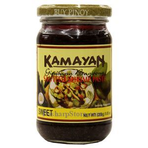 Picture of Kamayan Sweet Sauteed Shrimp Paste (Ginisang Bagoong) 8.8 Oz