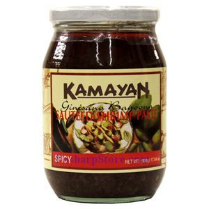 Picture of Kamayan Spicy Sauteed Shrimp Paste (Ginisang Bagoong) 17.6 Oz
